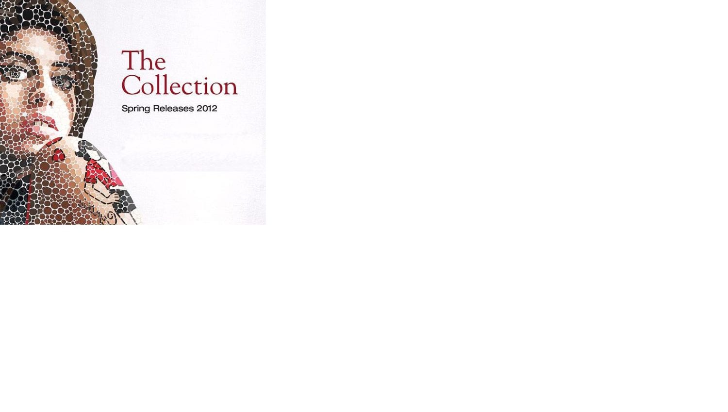 NEW SPRING COLLECTION 2012 – Available to order now!