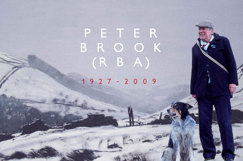 PETER BROOK COMMEMORATIVE EXHIBITION | SATURDAY 10TH & SUNDAY 11TH JUNE