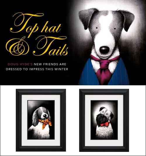 Doug Hyde - Top Hat & tails