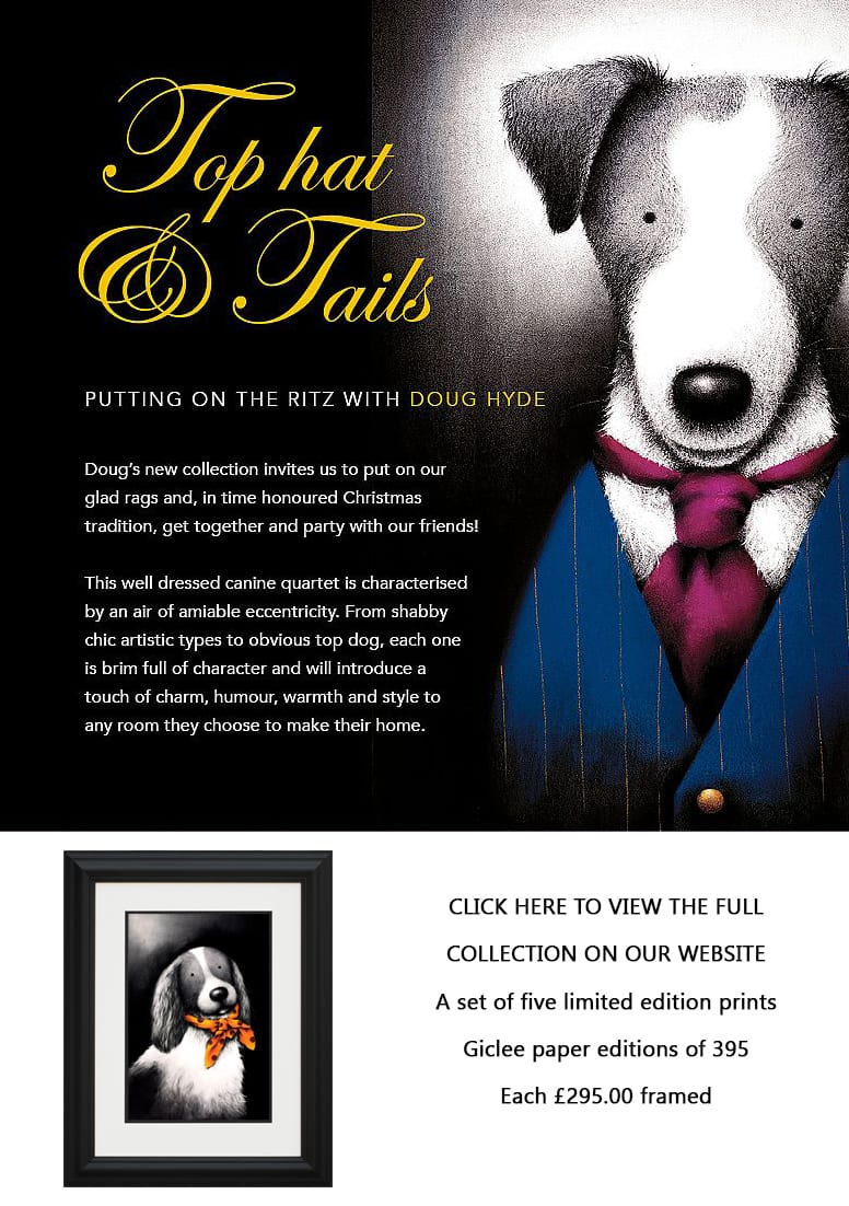 TOP HATS AND TAILS | THE NEW COLLECTION BY DOUG HYDE